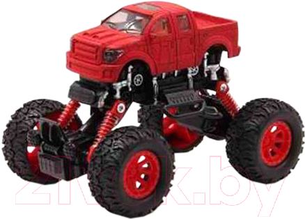 Купить Автомобиль игрушечный Ausini, KLX500-396 (инерционный), Китай, пластик