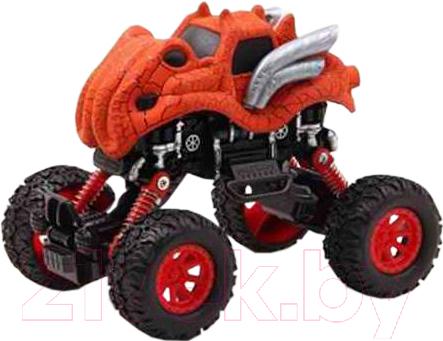 Купить Автомобиль игрушечный Ausini, KLX500-415 (инерционный), Китай, пластик