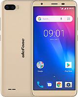 Смартфон Ulefone S1 (золото) -