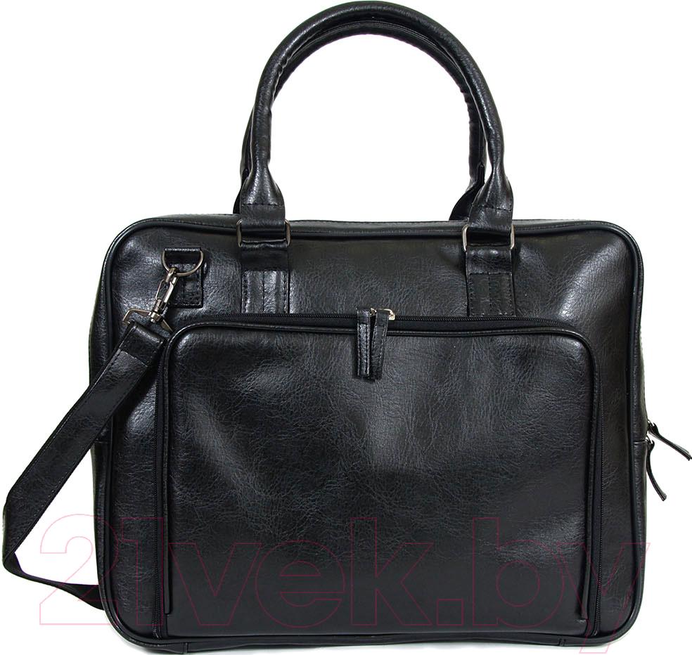 Купить Сумка BorZa, 714-01401 (черный), Беларусь, искусственная кожа