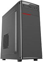 Корпус для компьютера Inter-Tech SL-500G K-05 Midi Tower 500W -