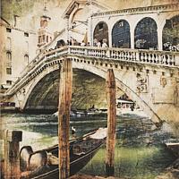 Декоративная плитка Mainzu Milano D-Venecia (200x200) -