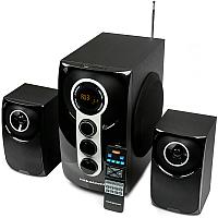 Мультимедиа акустика Nakatomi GS-32 (черный) -