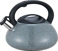 Чайник со свистком Maestro MR-1316 (темно-серый) -