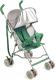 Детская прогулочная коляска Happy Baby Twiggy  (зеленый) -