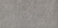 Ступень Opoczno Dry River Grey Steptread (594x295.5) -