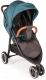 Детская прогулочная коляска Happy Baby Ultima V3 / 92009 (синий) -