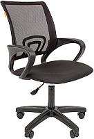 Кресло офисное Chairman 696 LT (TW-01, черный) -
