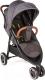 Детская прогулочная коляска Happy Baby Ultima V3 / 92009 (серый) -