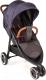 Детская прогулочная коляска Happy Baby Ultima V3 / 92009 (фиолетовый) -