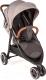Детская прогулочная коляска Happy Baby Ultima V3 / 92009 (светло-серый) -