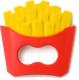 Прорезыватель для зубов Happy Baby Силиконовый / 20029 -