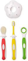 Набор зубных щеток детский Happy Baby 20023 -