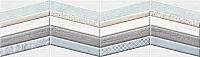 Декоративная плитка Ibero Ceramicas Mediterranea S-Dec Shevron Rec-Bis (290x1000) -