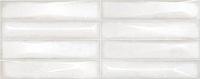 Плитка Ibero Ceramicas Intuition Arise White (200x500) -