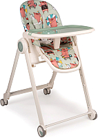 Стульчик для кормления Happy Baby Berny Basic / 91002 (зеленый) -