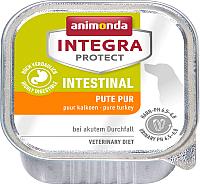 Корм для собак Animonda Integra Protect Intestinal c индейкой / 86413 (150г) -