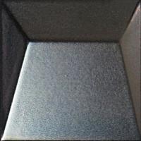 Декоративная плитка Ibero Ceramicas Ionic D-Decor Code Steel (125x125) -