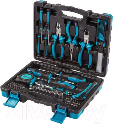 Универсальный набор инструментов Bort BTK-82 (91279149) -