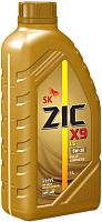Моторное масло ZIC X9 LS Diesel 5W40 / 132609 (1л) -