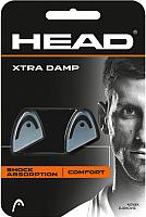 Виброгаситель для теннисной ракетки Head XtraDamp (черный) -