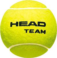 Набор теннисных мячей Head Team 3B / 575703 (3шт) -