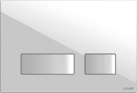 Кнопка для инсталляции Cersanit Movi P-BU-MOV/Wh (пластик белый) -