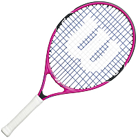 Теннисная ракетка Wilson Burn Pink 23