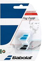 Виброгаситель для теннисной ракетки Babolat Flag Damp / 700032-146 (черный/синий) -