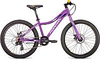 Велосипед Format 6423 2019 / RBKM9J647003 (24, фиолетовый матовый) -