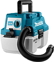 Профессиональный пылесос Makita DVC750LZ -