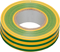 Изолента Fortisflex 71229 (желтый/зеленый) -