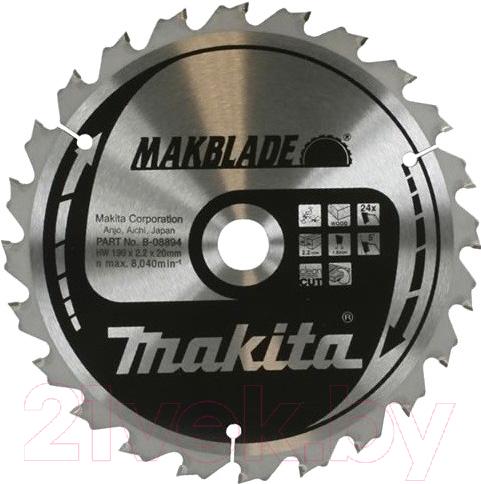 Купить Пильный диск Makita, B-29290, Китай