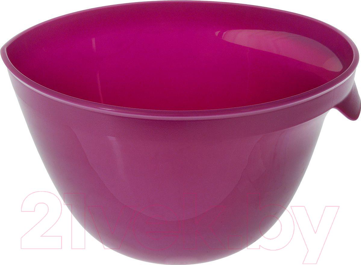 Купить Миска Curver, Mixing Bowl 00733-437-00 / 221927 (фиолетовый), Польша, пластик