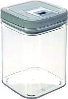 Емкость для хранения Curver Grand Chef Cube 03031-739-01 / 217835 (серый) -
