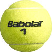 Теннисные мячи Babolat Championship 3B (3шт, желтый) -