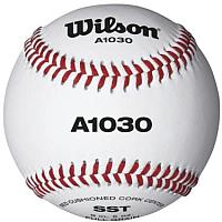 Бейсбольный мяч Wilson Championship / WTA1030B (белый) -