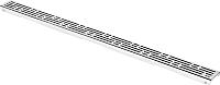 Решетка для трапа TECE Drainline Basic 601210 -