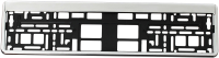 Рамка для номерного знака Airline AFC-07 (хром) -
