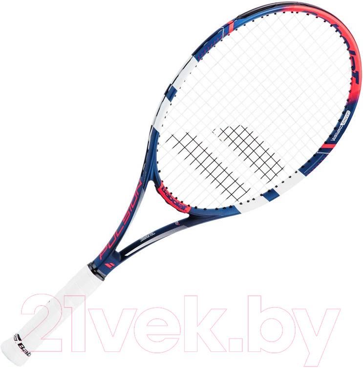 Теннисная ракетка Babolat, Pulsion 102 27 Gr3 / 121187, Тайвань  - купить со скидкой