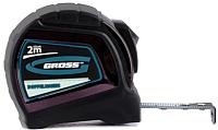 Рулетка Gross 31121 (2м) -
