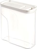 Емкость для хранения Curver Dry Food Dispenser 04346-129-01 / 222032 (серый) -