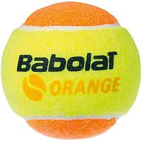 Набор теннисных мячей Babolat Orange / 501035 (3шт, желтый/оранжевый) -