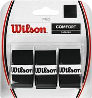 Овергрип Wilson Pro Overgrip / WRZ4014BK (3шт, черный) -