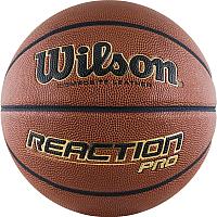Баскетбольный мяч Wilson Reaction PRO / WTB10137XB07 (размер 7) -
