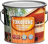 Защитно-декоративный состав Тэкотекс Рябина (2.1кг) -