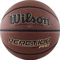 Баскетбольный мяч Wilson Reaction PRO / WTB10138XB06 (размер 6) -