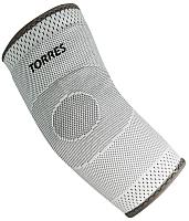 Суппорт локтя Torres PRL11013S (S, серый) -
