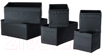 Набор коробок для хранения Ikea Скубб 104.285.39 -