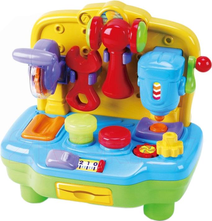 Купить Развивающая игрушка PlayGo, Моя первая мастерская (2449), Китай, пластик
